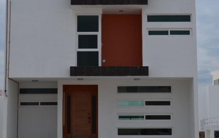 Foto de casa en venta en  , residencial el refugio, querétaro, querétaro, 592948 No. 01