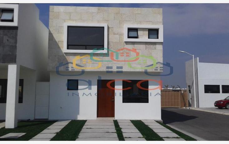 Foto de casa en venta en  , residencial el refugio, quer?taro, quer?taro, 896905 No. 01