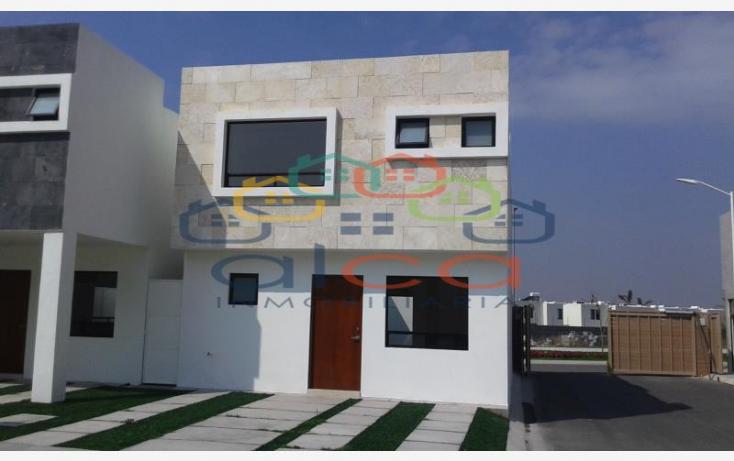 Foto de casa en venta en, residencial el refugio, querétaro, querétaro, 896905 no 02