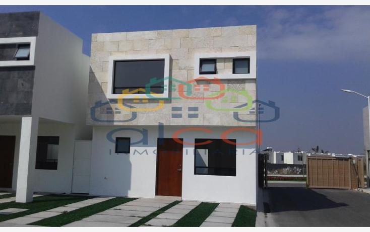 Foto de casa en venta en  , residencial el refugio, quer?taro, quer?taro, 896905 No. 02