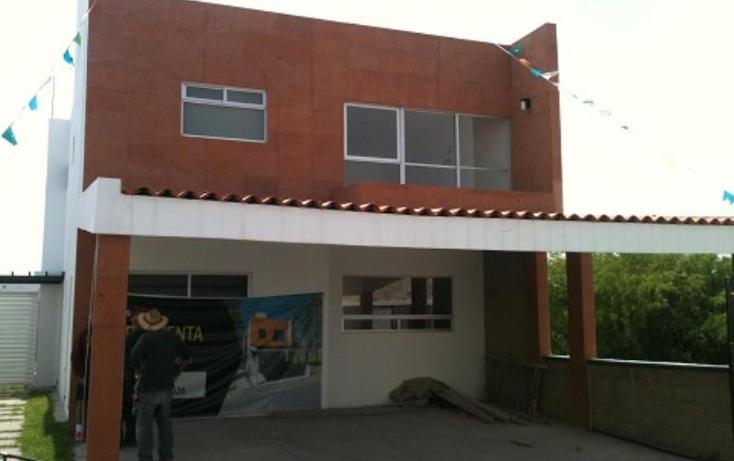 Foto de casa en venta en  , residencial el refugio, querétaro, querétaro, 960609 No. 01