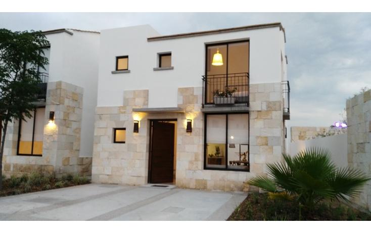 Foto de casa en venta en  , residencial el refugio, quer?taro, quer?taro, 987737 No. 01