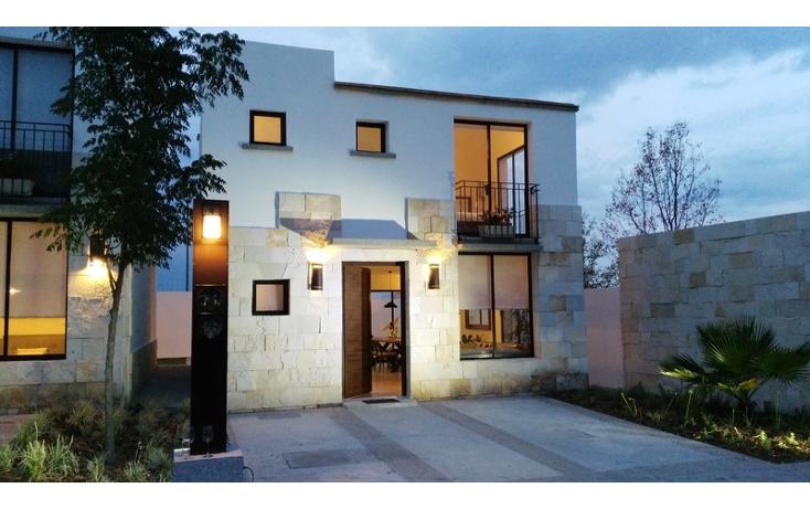 Foto de casa en venta en  , residencial el refugio, quer?taro, quer?taro, 995903 No. 01
