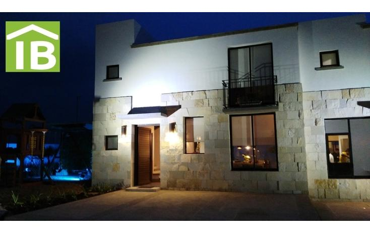 Foto de casa en venta en  , residencial el refugio, querétaro, querétaro, 996109 No. 01