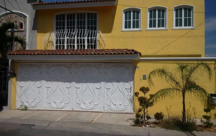Foto de casa en venta en  , residencial el tapat?o, san pedro tlaquepaque, jalisco, 1690828 No. 01