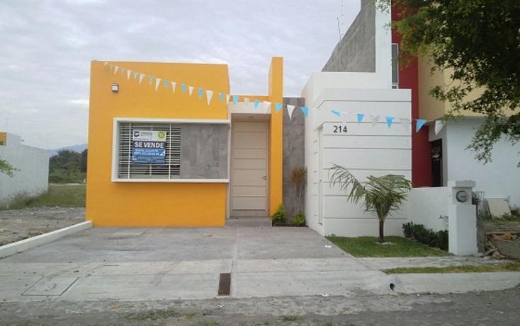 Foto de casa en venta en  , residencial esmeralda norte, colima, colima, 1143529 No. 01