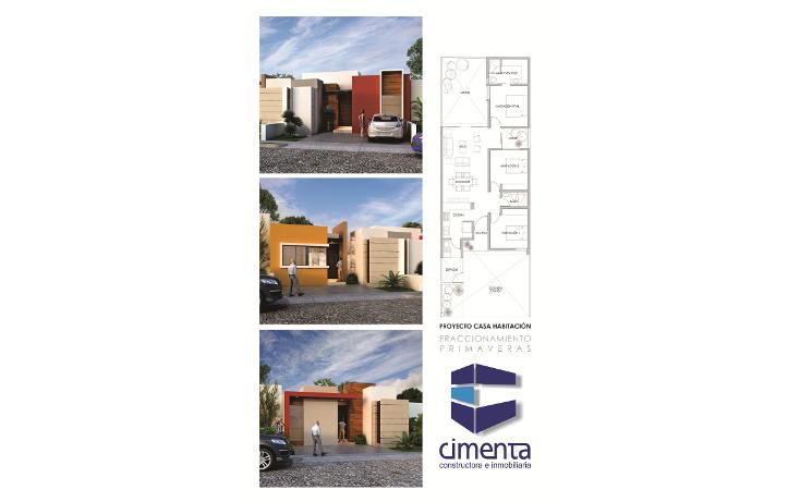 Foto de casa en venta en  , residencial esmeralda norte, colima, colima, 1143529 No. 08