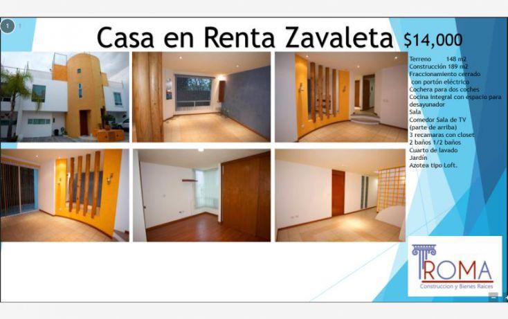 Foto de casa en renta en, residencial exhacienda de zavaleta, puebla, puebla, 1424371 no 13