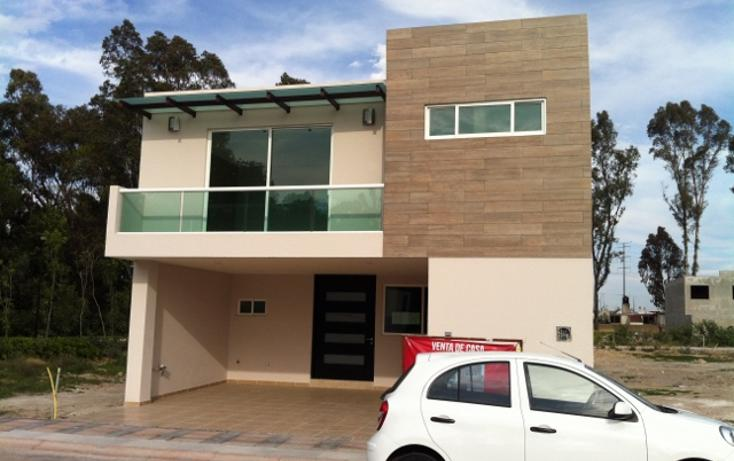 Foto de casa en venta en  , residencial ex-hacienda la carcaña, san pedro cholula, puebla, 1045927 No. 01