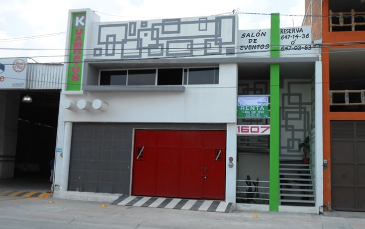 Foto de casa en renta en  , residencial faja de oro, salamanca, guanajuato, 1256683 No. 01