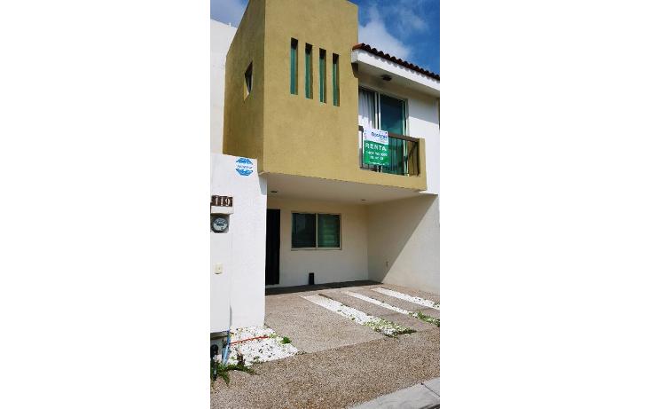 Foto de casa en renta en  , residencial faja de oro, salamanca, guanajuato, 1327841 No. 01
