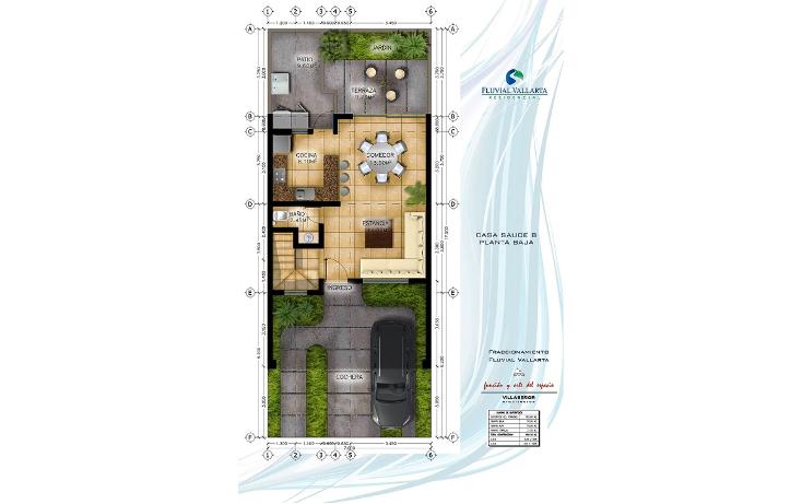 Foto de casa en venta en  , residencial fluvial vallarta, puerto vallarta, jalisco, 1128463 No. 08