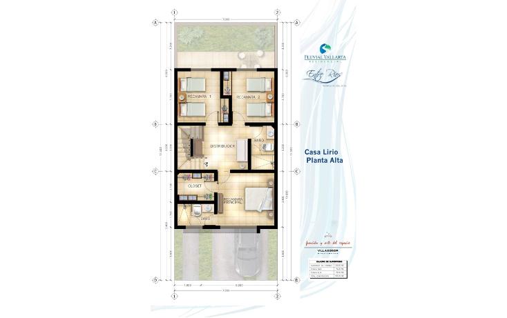 Foto de casa en venta en  , residencial fluvial vallarta, puerto vallarta, jalisco, 1298433 No. 11