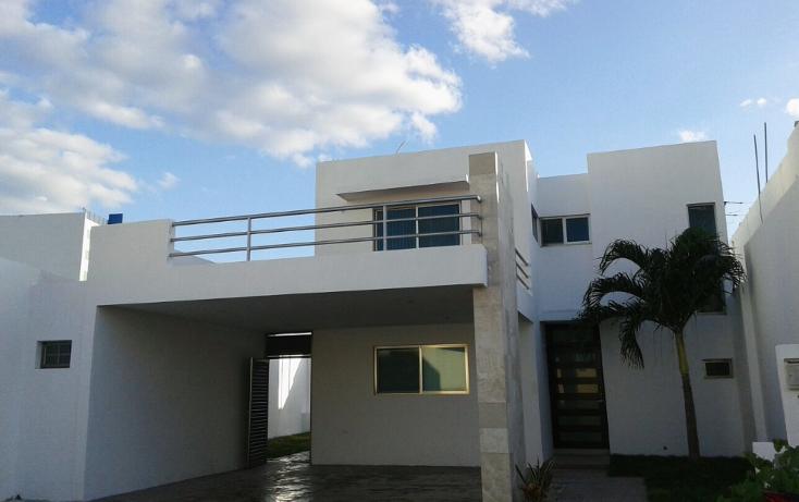 Foto de casa en venta en  , residencial galerias, mérida, yucatán, 1624818 No. 01