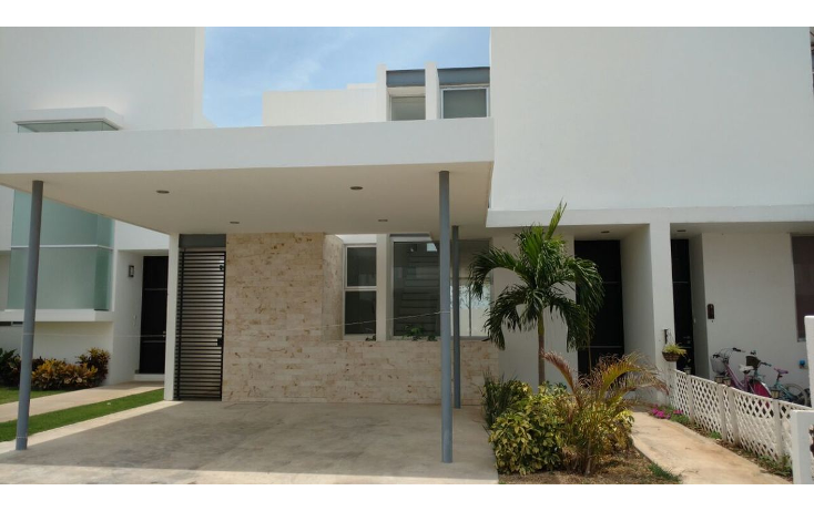 Foto de casa en venta en  , residencial galerias, m?rida, yucat?n, 1897296 No. 01