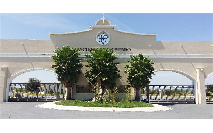 Foto de terreno habitacional en venta en  , residencial hacienda san pedro, general zuazua, nuevo león, 1444445 No. 01