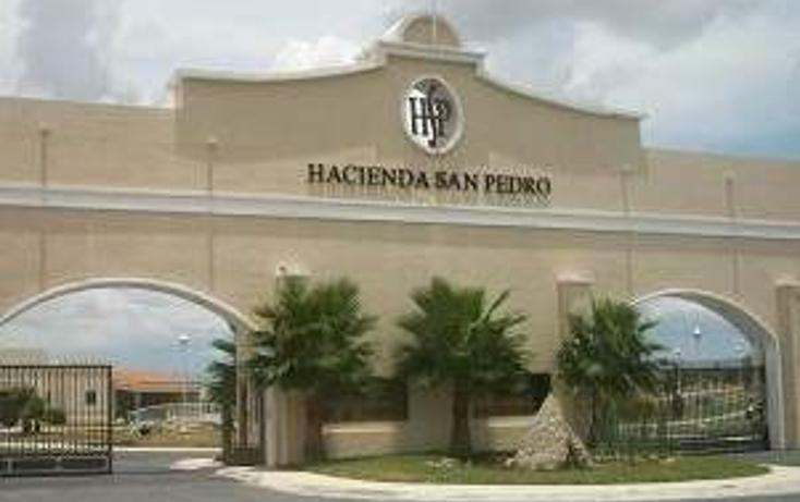 Foto de terreno habitacional en venta en  , residencial hacienda san pedro, general zuazua, nuevo le?n, 1661828 No. 01