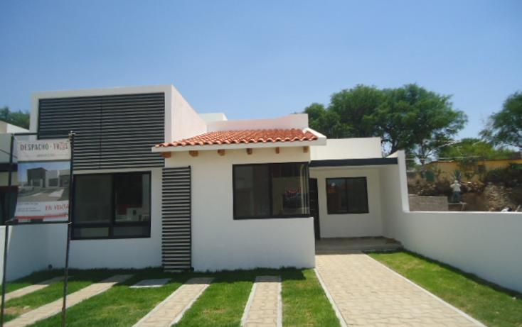 Foto de casa en venta en  , residencial haciendas de tequisquiapan, tequisquiapan, querétaro, 1676694 No. 01