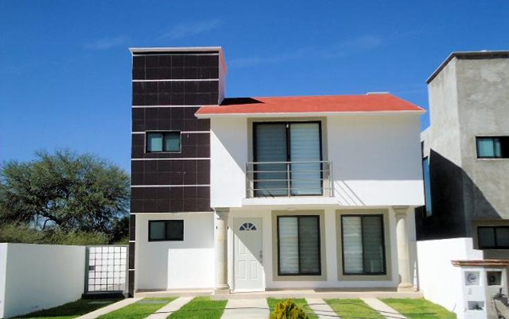 Foto de casa en venta en  , residencial haciendas de tequisquiapan, tequisquiapan, quer?taro, 1815702 No. 01