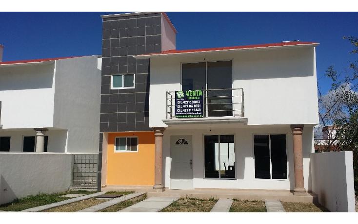 Foto de casa en venta en  , residencial haciendas de tequisquiapan, tequisquiapan, querétaro, 1916494 No. 01