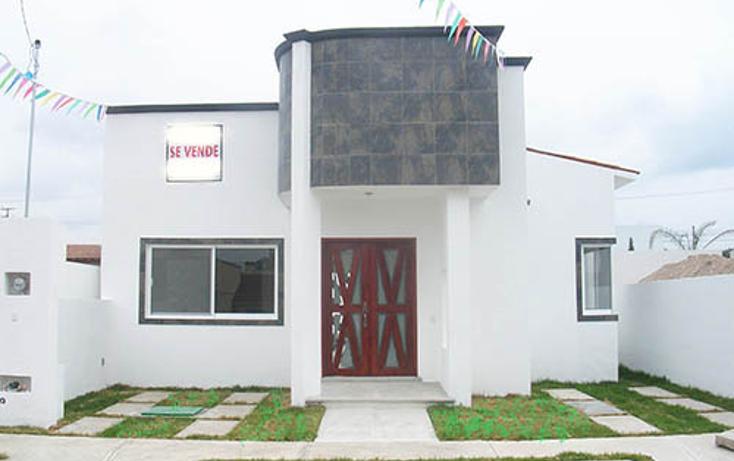 Foto de casa en venta en  , residencial haciendas de tequisquiapan, tequisquiapan, quer?taro, 2014814 No. 01