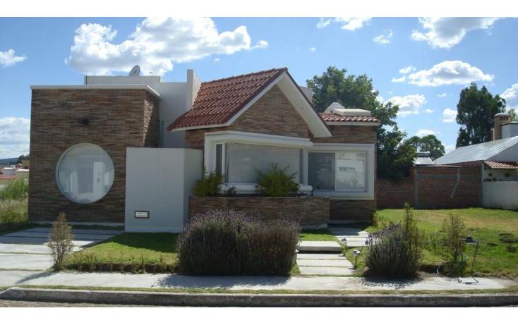 Foto de casa en venta en  , residencial haciendas de tequisquiapan, tequisquiapan, quer?taro, 2045313 No. 01