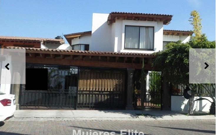 Foto de casa en renta en  , residencial italia, querétaro, querétaro, 1080243 No. 01