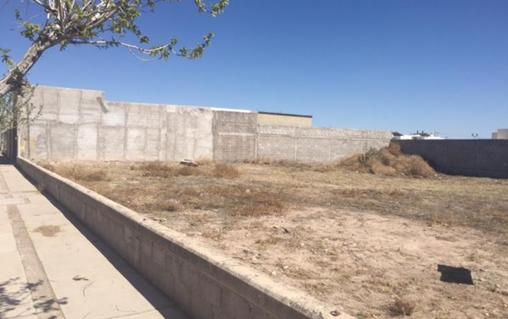 Foto de terreno habitacional en venta en  , residencial jard?n, delicias, chihuahua, 1552486 No. 02