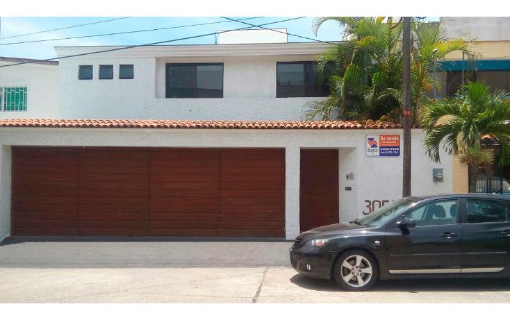 Foto de casa en venta en  , residencial juan manuel, guadalajara, jalisco, 2034062 No. 01