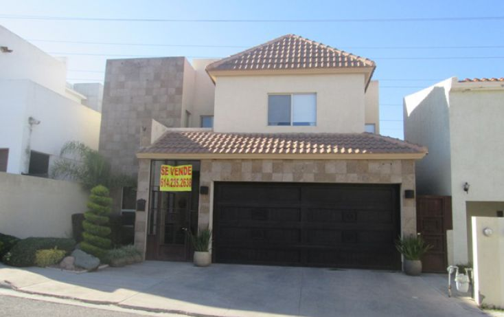 Foto de casa en venta en, residencial la cantera i, ii, iii, iv y v, chihuahua, chihuahua, 1578658 no 01