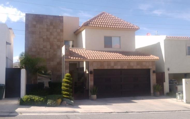 Foto de casa en venta en  , residencial la cantera i, ii, iii, iv y v, chihuahua, chihuahua, 1854944 No. 01