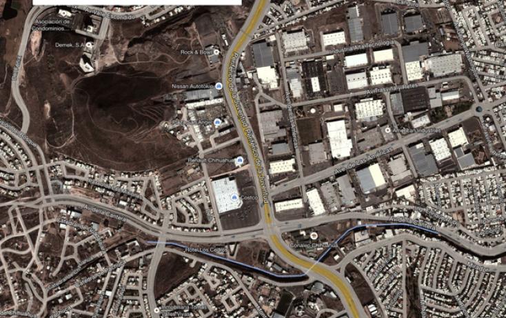 Foto de terreno comercial en venta en, residencial la cantera i, ii, iii, iv y v, chihuahua, chihuahua, 2002649 no 02