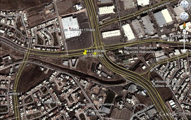 Foto de terreno comercial en venta en, residencial la cantera i, ii, iii, iv y v, chihuahua, chihuahua, 772337 no 05