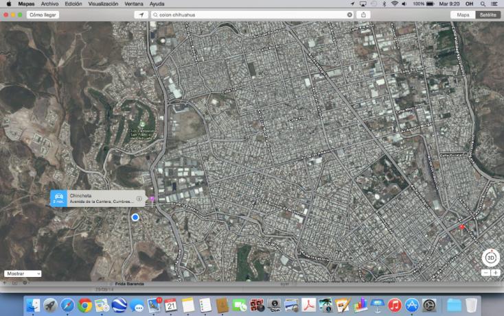 Foto de terreno comercial en venta en, residencial la cantera i, ii, iii, iv y v, chihuahua, chihuahua, 772657 no 04