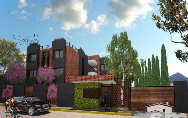 Foto de departamento en venta en, residencial la carcaña, san pedro cholula, puebla, 2044302 no 04