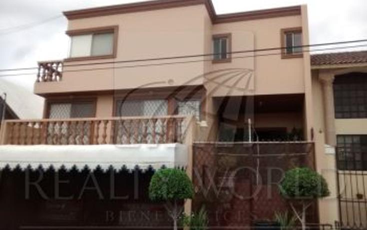 Foto de casa en venta en  , residencial la hacienda 3 sector, monterrey, nuevo león, 1091719 No. 01