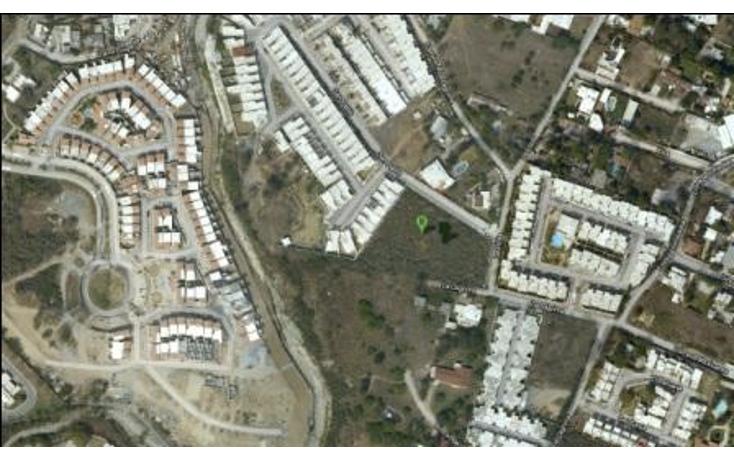 Foto de terreno comercial en venta en  , residencial la lagrima, monterrey, nuevo león, 1117509 No. 01