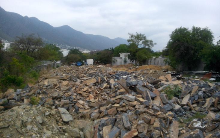 Foto de terreno habitacional en venta en  , residencial la lagrima, monterrey, nuevo león, 942189 No. 06