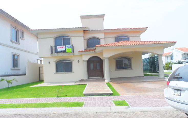 Foto de casa en renta en  , residencial lagunas de miralta, altamira, tamaulipas, 1108083 No. 01