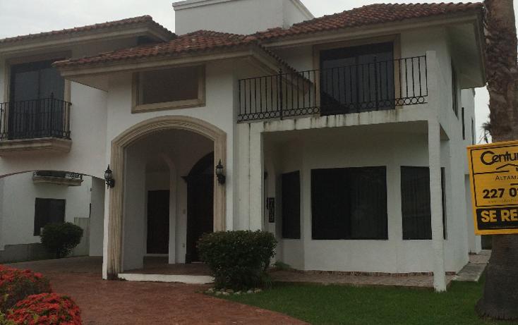 Foto de casa en renta en  , residencial lagunas de miralta, altamira, tamaulipas, 1165543 No. 01