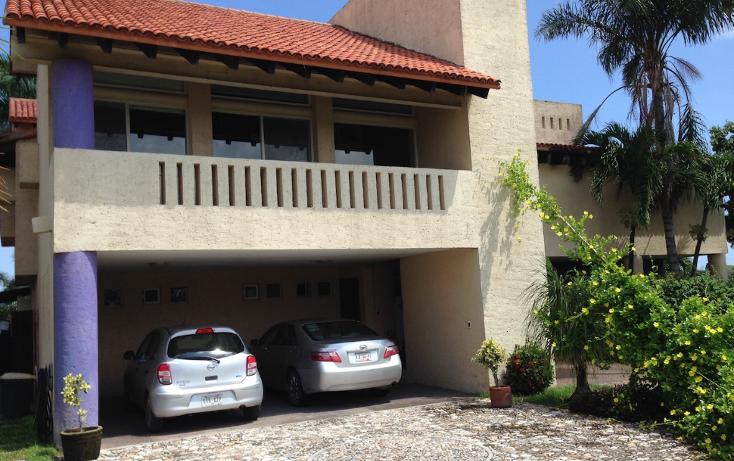 Foto de casa en renta en  , residencial lagunas de miralta, altamira, tamaulipas, 1363233 No. 01