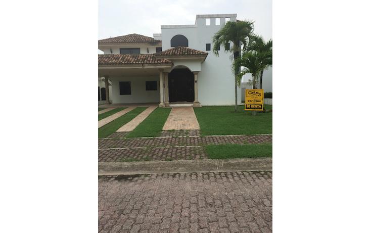Foto de casa en renta en  , residencial lagunas de miralta, altamira, tamaulipas, 1381043 No. 01