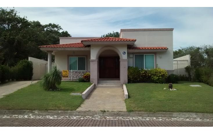 Foto de casa en venta en  , residencial lagunas de miralta, altamira, tamaulipas, 1869508 No. 01