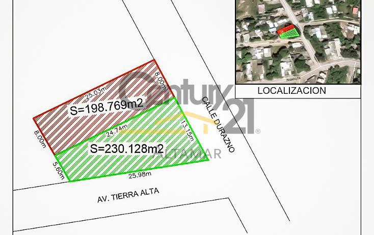 Foto de terreno habitacional en venta en  , residencial lagunas de miralta, altamira, tamaulipas, 1909011 No. 01