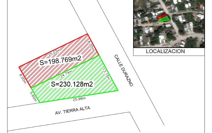 Foto de terreno habitacional en venta en  , residencial lagunas de miralta, altamira, tamaulipas, 1910991 No. 02