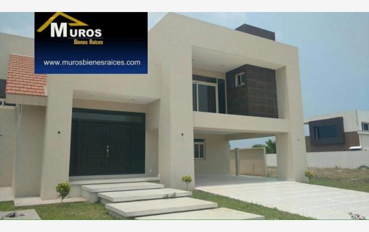 Foto de casa en venta en  , residencial lagunas de miralta, altamira, tamaulipas, 2022798 No. 01