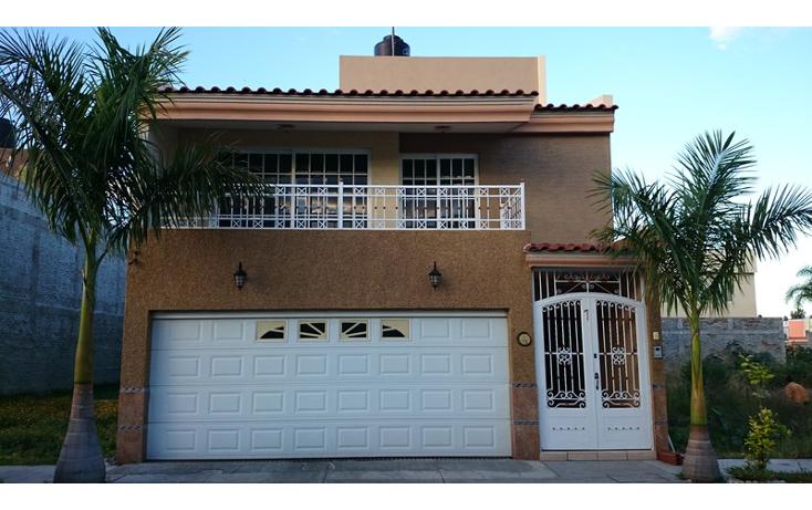 Foto de casa en venta en  , residencial las américas, zamora, michoacán de ocampo, 1263599 No. 01