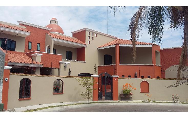 Foto de casa en venta en  , residencial las américas, zamora, michoacán de ocampo, 1559732 No. 01