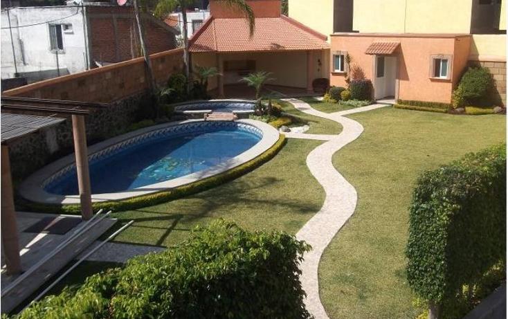 Foto de casa en venta en  , residencial lomas de jiutepec, jiutepec, morelos, 759689 No. 01