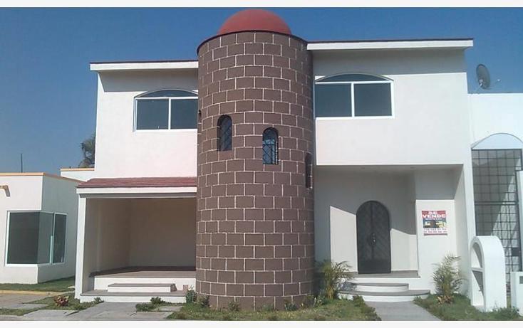 Foto de casa en venta en  , residencial los arcos, cuautla, morelos, 1944988 No. 01